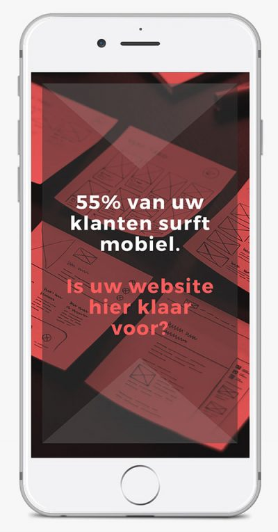 mobielvriendelijke website laten maken